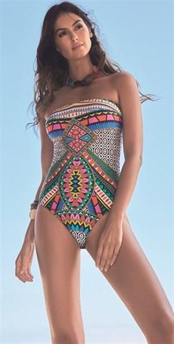 Купальник слитный с открытой спиной Beyonce Nuria Ferrer 23225 - фото 6302