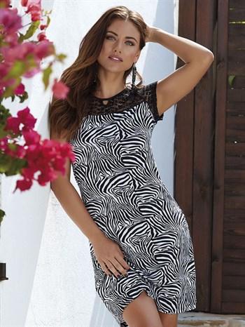Платье из вискозы Ysabel Mora 85313 - фото 7223