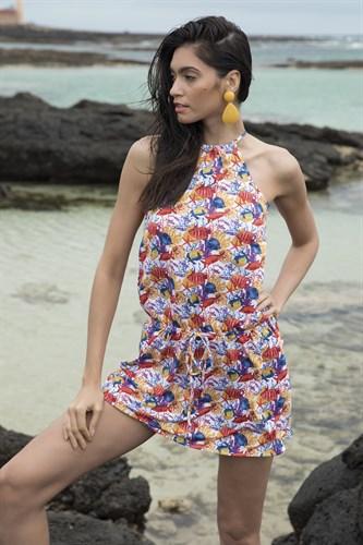 Пляжное платье на кулиске Ysabel Mora - фото 8476