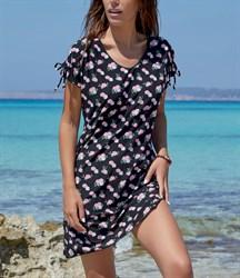Пляжное прямое платье Ysabel Mora