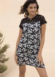 Платье 2019 с коротким рукавом Ysabel Mora 85558