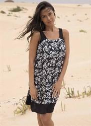 Платье 2019 черно-белое Ysabel Mora 85553
