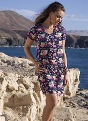 Платье 2019 с цветочным принтом Ysabel Mora 85546