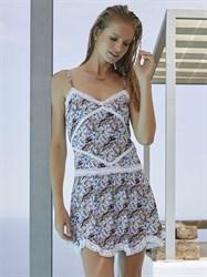 Пляжное платье Ysabel Mora 2018