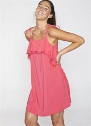Розовый сарафан Ysabel Mora