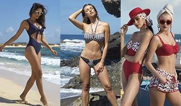 Встречайте! Модные купальники 2020 Ysabel Mora