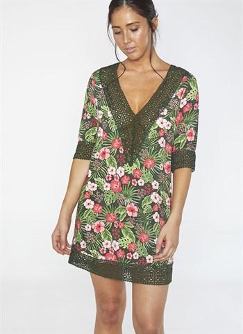 Женское пляжное платье Ysabel Mora - фото 10722