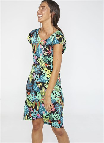 Длинное пляжное платье от испанского бренда Ysabel Mora - фото 10742