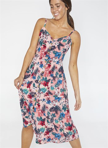 Сарафан розовый Ysabel Mora 2020 - фото 10766