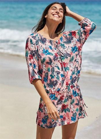 Платье розовое Ysabel Mora 2020 - фото 10773