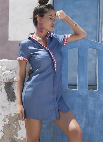 Платье-рубашка Ysabel Mora - фото 10874