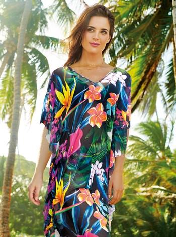 Платье пляжное 2019 Garotas 451