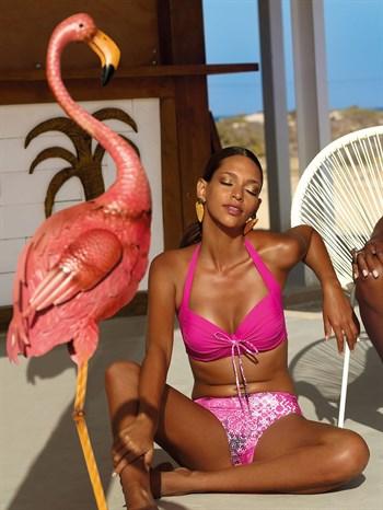 Розовый купальник 2020 Feba - фото 9243