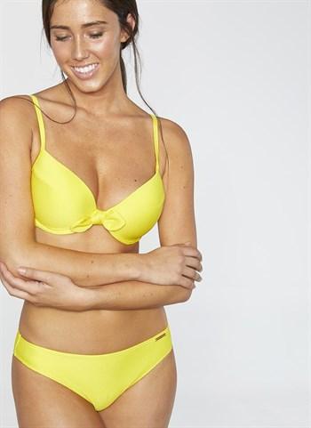 Жёлтый купальник 2020 Ysabel Mora - фото 9726