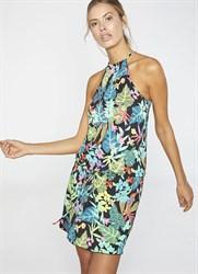Цветочное пляжное платье Ysabel Mora