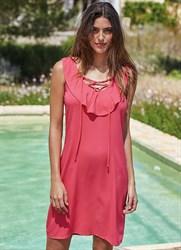 Розовое платье Ysabel Mora 2020