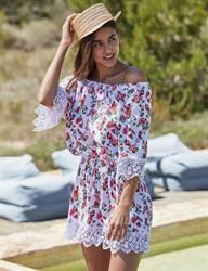 Пляжное платье Ysabel Mora