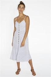 Белое пляжное платье Ysabel Mora 85716-1