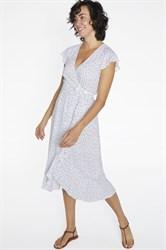 Длинное платье Ysabel Mora 85718-1
