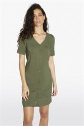 Платье c V образным декольте Ysabel Mora 85784-1