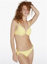 Желтый купальник с пуш-ап Ysabel Mora 81669
