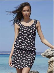 Пляжное платье на резинке Ysabel Mora
