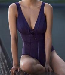 Купальник Pain de Sucre Bonnie фиолетовый 1 |banador.ru